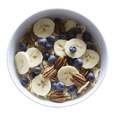 Cereal for Pre-Run Fuel