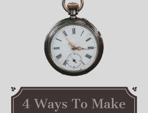 4 Ways to Make More Time for Running – No more Excuses