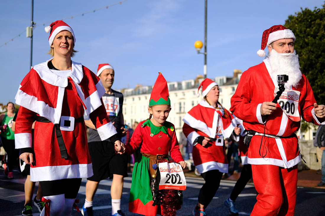 Christmas Running Motivation
