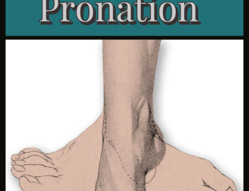 Pronation and Running