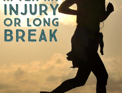 Get back into Running After an Injury or Long Break