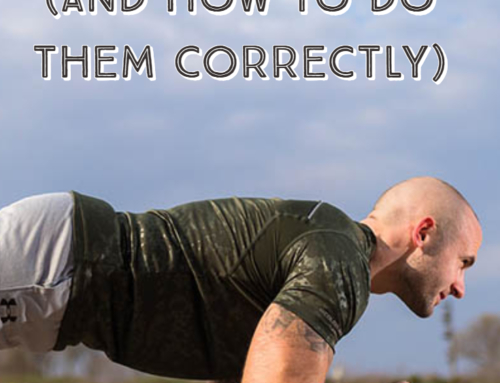 Simple Core Exercises (and how to do them correctly)