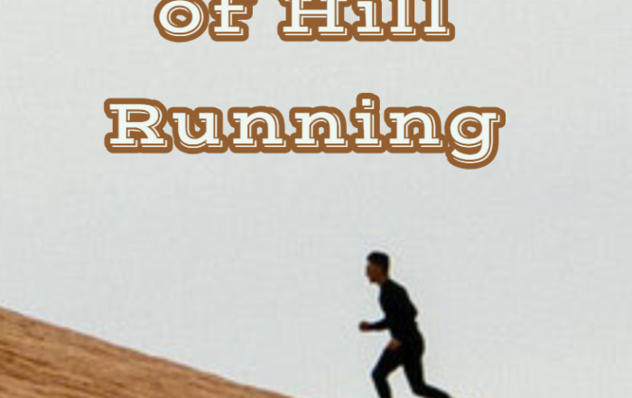 Benefits of Training with Hill Running