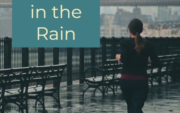 Tips for Running in the Rain