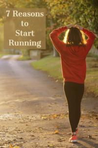 7 Reasons to Start Running