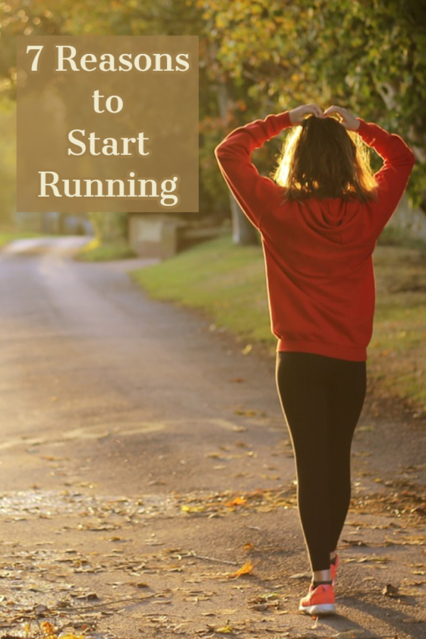 7 Reasons to Start Running
