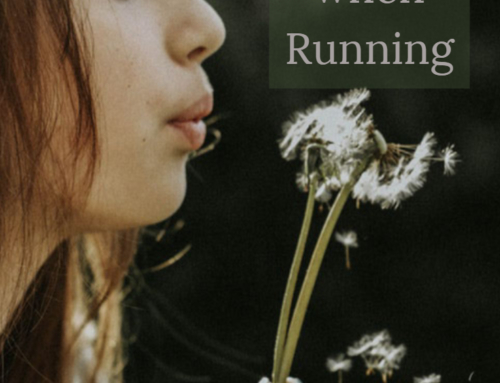 How to Breath when Running