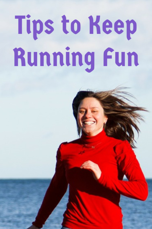 Keep Running Fun with These Tips