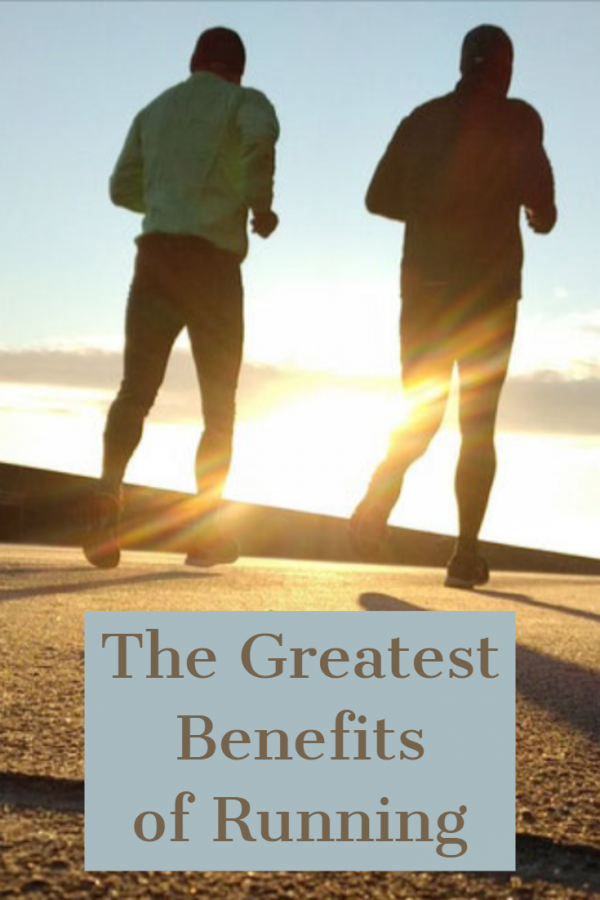 Great Benefits of Running